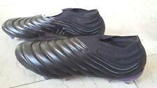 Adidas Copa 19+ FG sz12-13 laceless soccer cleats BC0565 core black