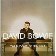 "DAVID BOWIE ""THE BUDDHA OF SUBURBIA"" CD NEW"