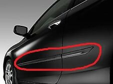Genuine OEM 2013-2015 Honda Accord 2DR Coupe Paint Matched Body Side Moldings