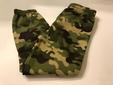 Boys Fleece Pants Camo Size 5T