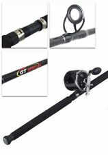 Penn GT Graphite Overhead Rod 1 Piece 5'6'' 10-15 kg + Free Post + Warranty