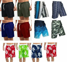 Unbranded Polyester Patternless Shorts for Men