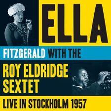 Ella Fitzgerald, Ell - Live in Stockholm 1957 [New CD]
