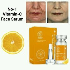 Vitamin C Serum 100% pure Very Effective Skin Clarifying dark spots anti aging