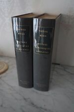 OEUVRES ROMANESQUES  COMPLETES+OEUVRES POETIQUES - VICTOR HUGO  -2 vol  1981/82