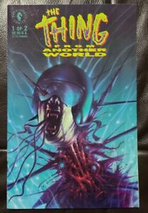 The Thing From Another World #1 - June 1991 - Dark Horse Comic Book