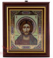 Wooden Orthodox Christian Icon of  Lord Christ Pantocrator Спаситель Оплечный