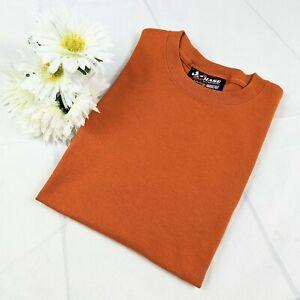 NASCAR Chase Authentics Unisex Kid's Burnt Orange Youth T-Shirt Size Large
