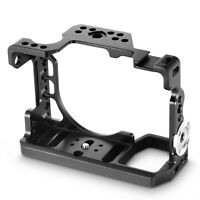 "SmallRig Camera Cage for Sony a9 2013 with Arri Rosette, NATO Rail, 1/4"" Threads"