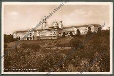VARESE VENEGONO INFERIORE 21 SEMINARIO Cartolina viaggiata 1940 REAL PHOTO