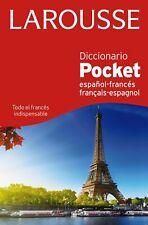 Diccionario Frances Larousse Pocket Español-Francés Français-Espagnol
