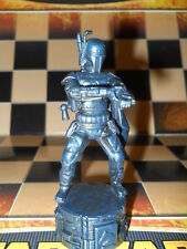 Black 2005 STAR WARS Saga Chess Replacement Piece Boba Fett Knight Horse