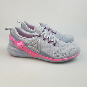 Women's REEBOK 'Zpump Fusion 2.5' Sz 7.5 US Runners As New | 3+ Extra 10% Off