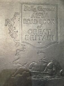 Daily Express New Road Book of Great Britain - Vintage - Hardback,