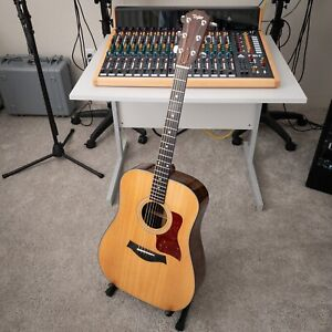 Taylor 710 Guitar 1991, with 2018 Taylor installed Expression 2 Pickup