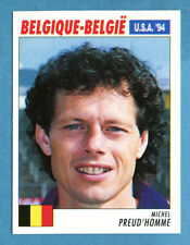 USA '94 - The Knight Figurina-Sticker n. 247 - PREUD'HOMME - BELGIO -New
