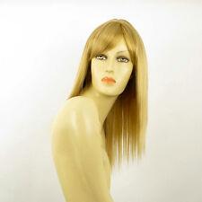 Perruque femme mi-longue blond doré VERA 24B