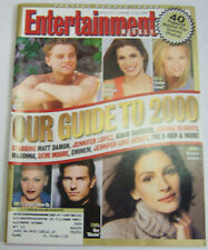 Entertainment Weekly Magazine Leonardo DiCaprio January 2000 021413R2