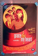 GRACE OF MY HEART Video Poster-DILLON/STOLTZ/DOUGLAS (ITCPO-768)