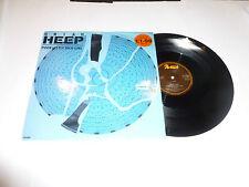 "URIAH HEEP - Poor Little Rich Girl - 1985 UK 3-track 12"" Vinyl Single"