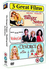 Female Drama Collection - The Banger Sisters/Working Girl/Le Divorce New