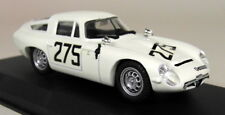 Best 1/43 Scale - 9060 Alfa Romeo TZ1 Monza 1963 White Diecast Model Car