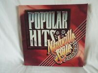 NASHVILLE STYLE POPULAR HITS LP's RECORDS VINYL READERS DIGEST 6 BOX SET GNAS-6A