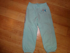 Girl Disney Tinkerbell Sweatpants Med 7 8 EUC