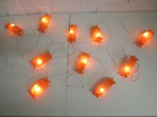 3 x Girlande Lichterkette Bonbon Party Garten Dekoration Kinderzimmer Partydeko