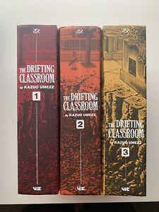 The Drifting Classroom: The Perfect Edition (Vol 1-3) HC English Manga COMPLETE