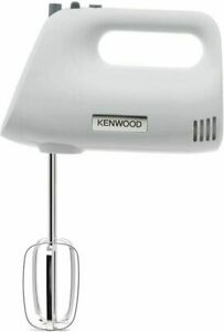 Kenwood HMP30.A0WH NEW Hand Mixer with 5 Speeds Electric Whisk 450w White NEW
