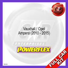 Opel / Opel Ampera (10-15) Powerflex Komplett Bush Set