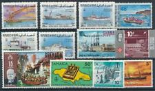 [126278] Worldwide Boats good lot of stamps very fine MNH