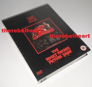 ROCKY HORROR PICTURE SHOW Classic Box 2004 UK LIMITED EDITION DVD BOX SET Sealed
