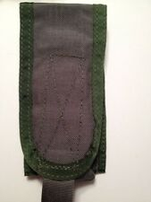 RARE TWO TONE COLORED Pre MSA Paraclete Large Bang Pouch