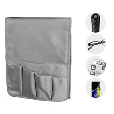 7 Ports Remote Control Storage Bedside Organizer Couch Pouch Bed Holder Pockets