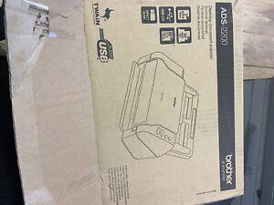 Brother ADS-2200 Wireless Desktop Scanner