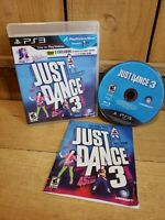 Just Dance 3 (Sony PlayStation 3 PS3, 2011)