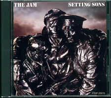 The Jam - Setting Sons CD Japan P33P 25015