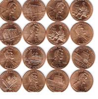 2009 Lincoln Bicentennial Uncirculated All Eight One Cent P & D Set!
