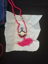 Pendentif / Pendant BYZANCE Rochas  - Parfum 3 ml - avec foulard et boite - RARE