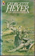 The Spanish Bride,Georgette Heyer- 9780330200493