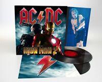 """AC/DC """"IRON MAN 2"""" 2 LP VINYL NEU"""