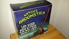 Witches Broomstick   Spirit Halloween Prop