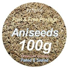 Aniseed 100g - Anise - Herbs Teas Chillies & Spices ozSpice