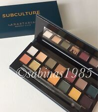 ♥ Anastasia Beverly Hills SUBCULTURE Palette Lidschatten Pinsel NEU Ovp SOLD OUT