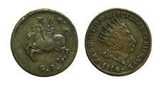 pci3283) Sicilia Ferdinando III (1759-1816) 2 grani 1814 CORONA 7 PUNTE gr 6,58