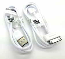 """Genuine Samsung Galaxy TAB 2 Tablet 7"""" 8.9"""" 10.1"""" USB Data Lead Cable Charger"""