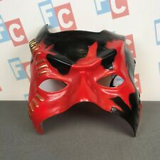 WWE Wrestling Collectible Plastic Mask The Big Red Machine Kane Vintage 2000's