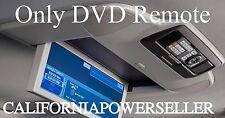 2011 12 13 14 Honda Odyssey EX-L Car Entertainment Remote Control